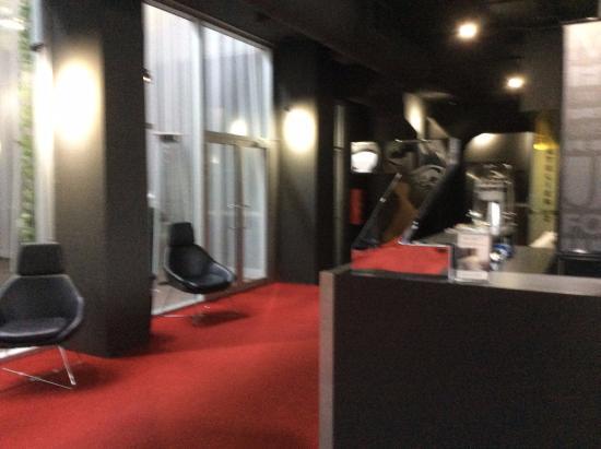 Hotel Zero 1: Lobby