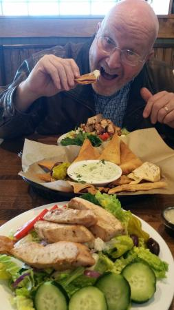 Madison, AL: Enjoying Tazikis!!