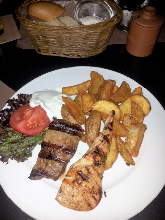 Maredo: The Lunch Classic - Mixed grilled meat plate