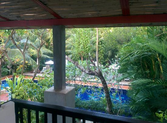 Balcony - Duang Jai Resort Photo