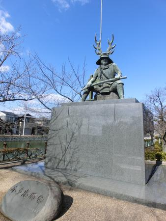 Tadakatsu Honda Statue