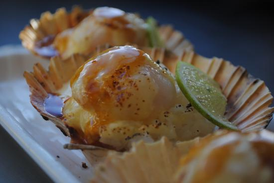 Ashfield, Austrália: Creamy Scallop