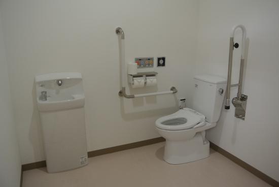 Muroran, Japón: 多目的トイレ