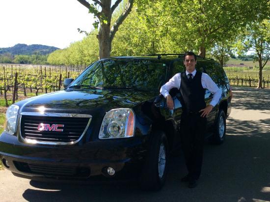 Healdsburg, Kalifornien: wine tasting