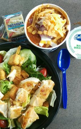 Apple Valley, MN: Culver's Chicken Salad