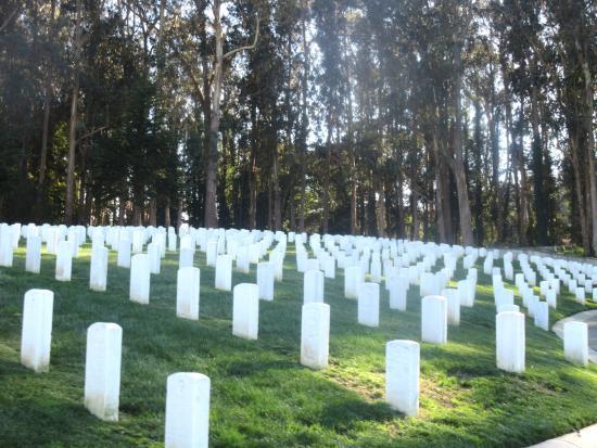 旧金山国家公墓
