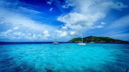 Road Town, Tortola: breathtaking