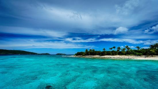 Road Town, Tortola: Sandy Cay