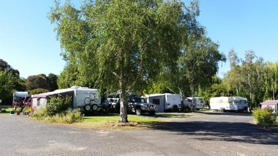 New Norfolk, Australia: Camp Grounds
