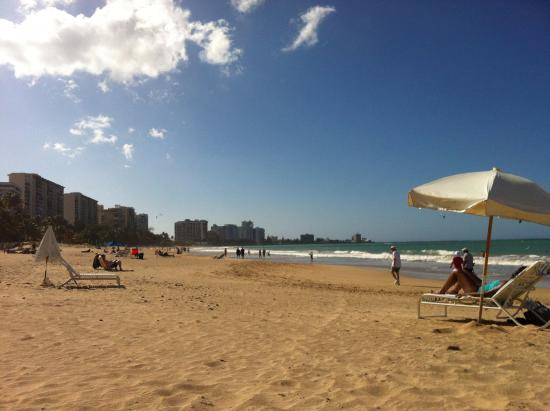the beach near the embassy suites san juan picture of embassy rh tripadvisor ie