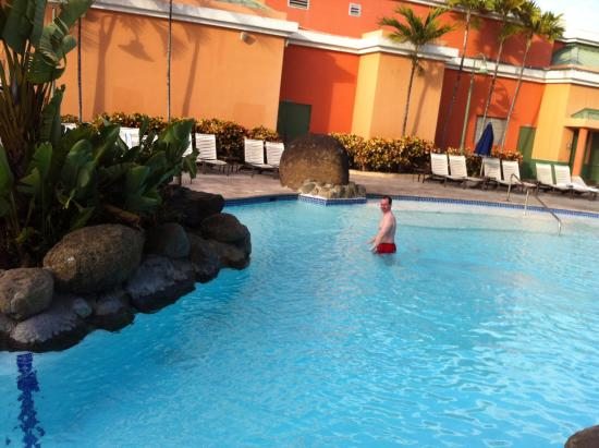 the pool at the embassy suites san juan picture of embassy suites rh tripadvisor com
