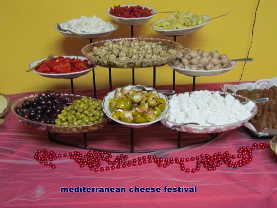 Forks Mediterranean Deli: medoterranean festival