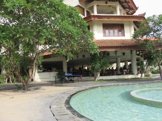 Tanjung Benoa, Indonesia: プール