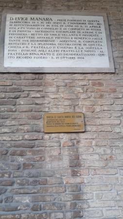 Chiesa di Santa Maria in Regola