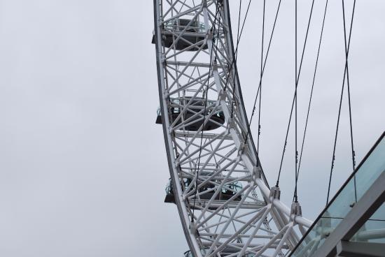 Trevi, Ιταλία: The London Eye