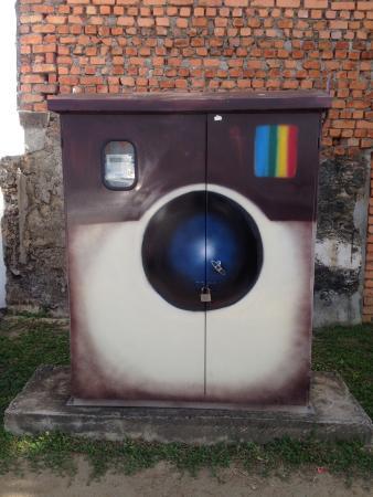 Kuala Terengganu, Malaysia: TnB box