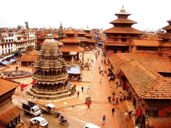 Patan (Lalitpur), Nepal: Patan Durbar Square