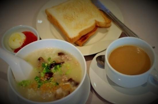 Pak Nam, Tailandia: ชุดอาหารเช้า