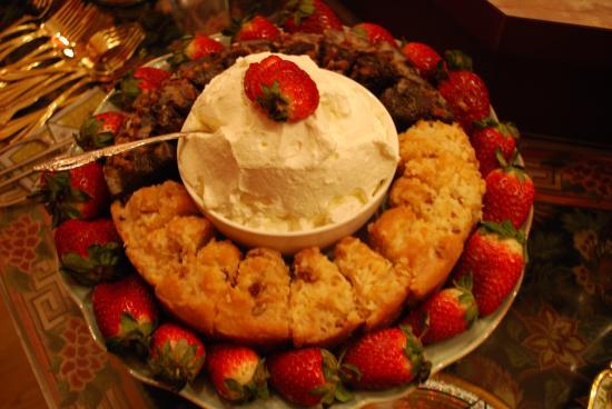 Glenville, Carolina del Norte: Special treats