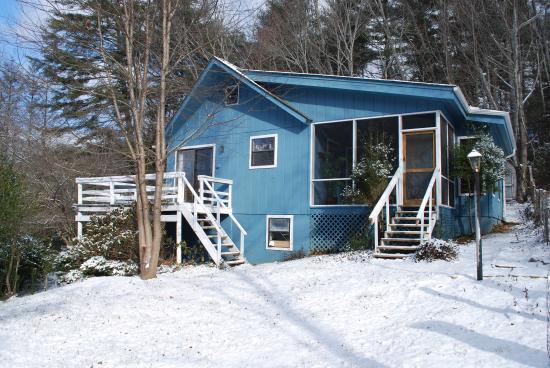Glenville, Северная Каролина: Rose Cottage