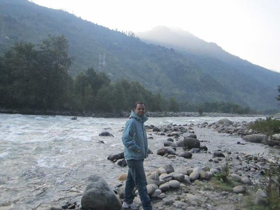 Beas River: Beas Morning River view