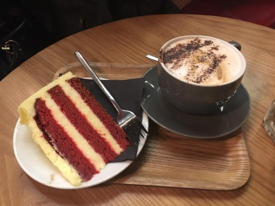 Photo of Cafe Picturehouse Central at 13 Coventry Street, London W1D 7DH, United Kingdom