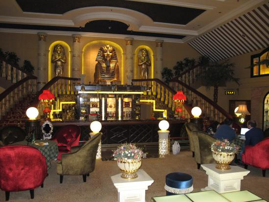 Holiday Garden Hotel : Main lobby