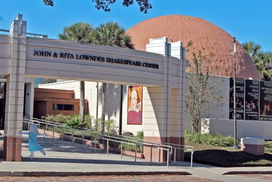 ‪Orlando Shakespeare Theater‬