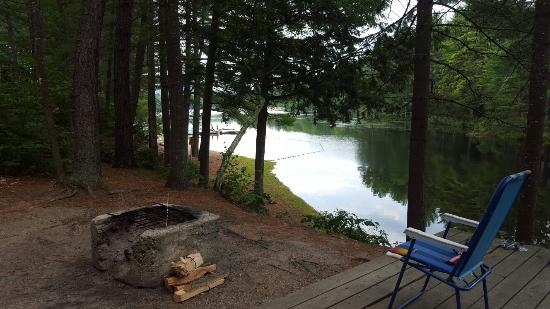 Chocorua Camping Village: 20150729_163136_large.jpg