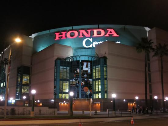 Ducks V Lightning Picture Of Honda Center Anaheim