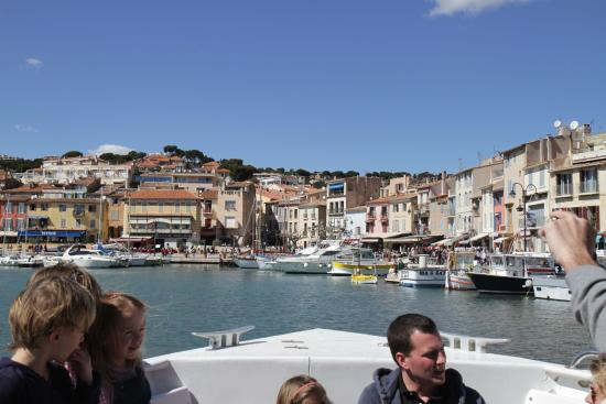 Saint-Marc-Jaumegarde, Prancis: She insisted we had to go visit Cassis (which I hadn't ever considered!) it was divine!!