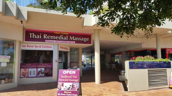 ‪Twin Towns Thai Remedial Massage‬