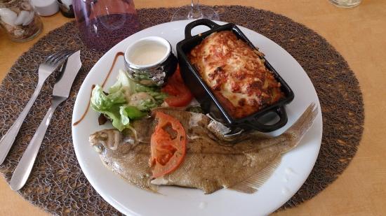 Carbonade et frites cuites la graisse de boeuf photo de les chtits bouchots l 39 aiguillon sur - Quelle friteuse pour graisse de boeuf ...