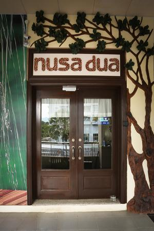 Nusa Dua Egate