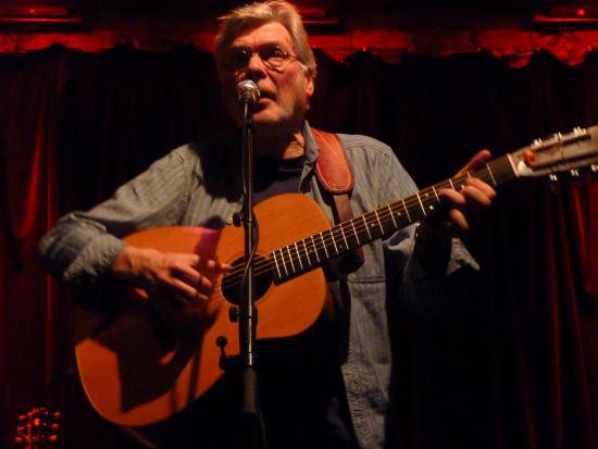 The Trades Club: Steve Tilston in concert  3rd February 2016