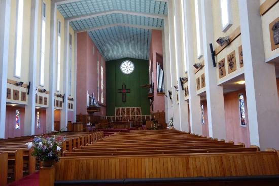 Waiapu Anglican Cathedral, Napier, New Zealand