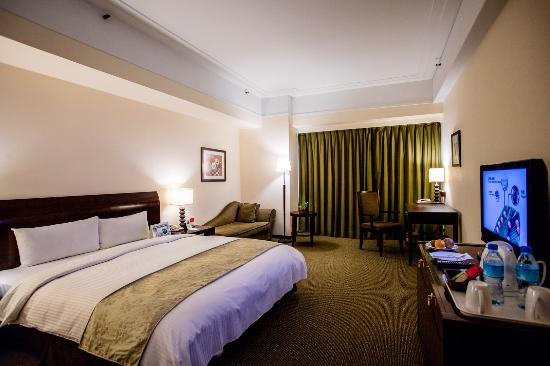 Fullon Hotel Jhongli: Deluxe Twin