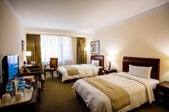 Fullon Hotel Jhongli: Superior Twin