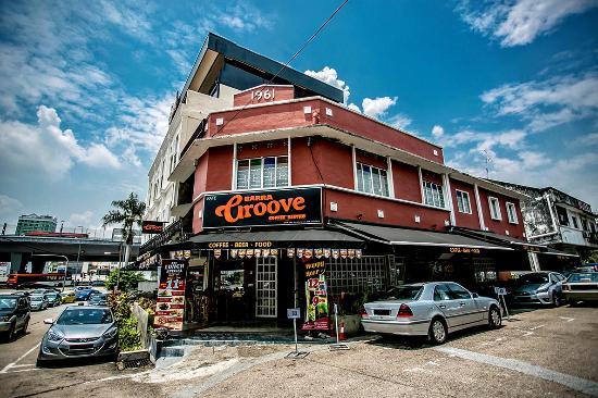 Barra Groove
