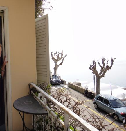 Positano Art Hotel Pasitea: balcon privado