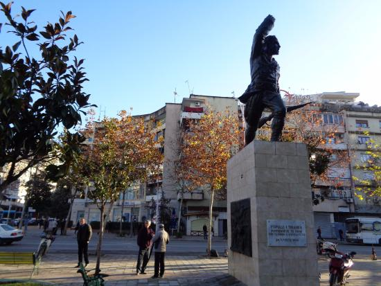 Unknown Partisan Monument