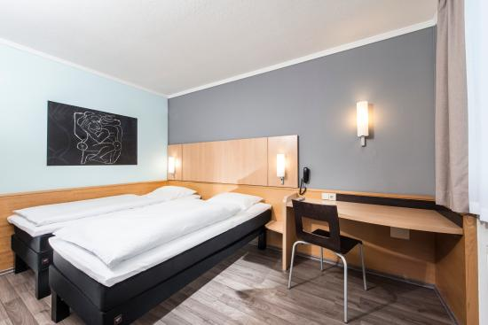 Ibis Hotel Erfurt Ost: Twin bed