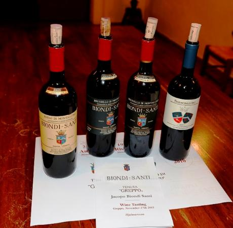 Montalcino, Italia: Really interesting, informative and fun tasting.