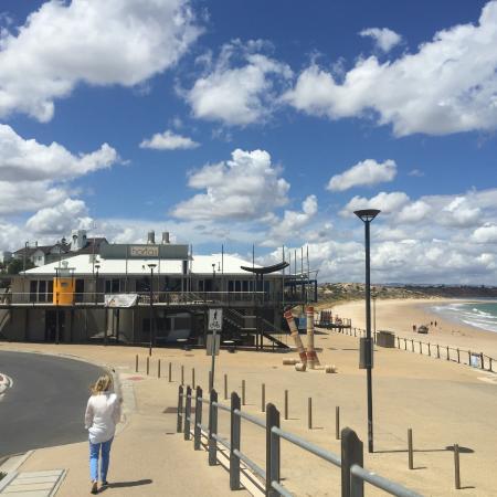 Port Noarlunga, Australien: Hortas,by the jetty