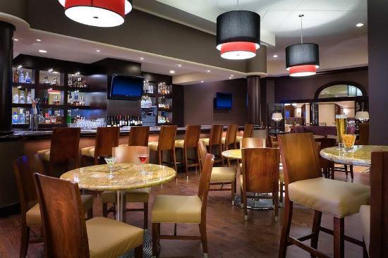 Modesto, Kalifornia: Lobby Lounge