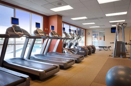 Modesto, Kalifornia: Precor Fitness Facility