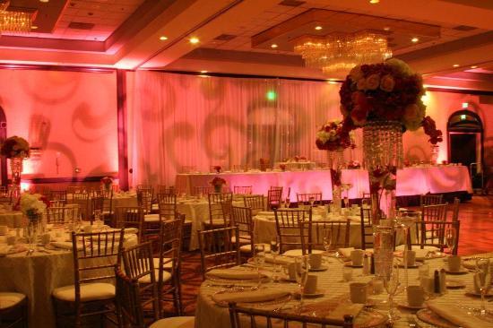 Modesto, Kalifornien: Wedding Set Up