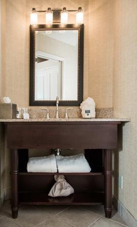 Modesto, Kalifornien: Guest Room Bathroom