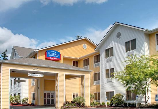 Fairfield Inn & Suites Seattle Bellevue/Redmond: Exterior