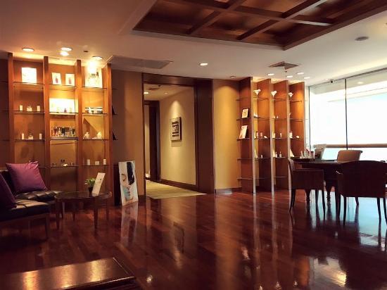 spa athenee photo de spa athenee bangkok tripadvisor. Black Bedroom Furniture Sets. Home Design Ideas